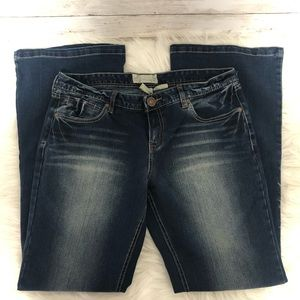 Maurices Flare Jeans Size 11/12 Reg.